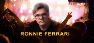 Ronnie Ferrari ⭐ LATO z GWIAZDAMI ⭐ 21.08.2021, godz.20.00